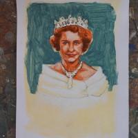Queen vorstudie 2