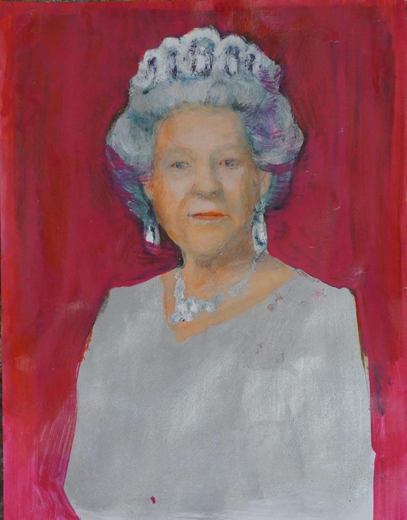 queen vorstudie 1